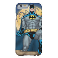 Batman Scenes - Moon Front View Barely There iPhone 6 Case