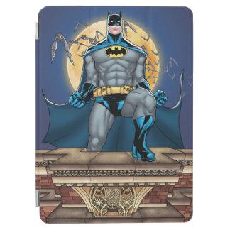 Batman Scenes - Moon Front View iPad Air Cover