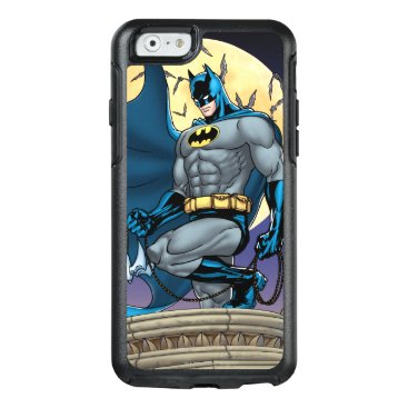 Batman Scenes - Moon Side View OtterBox iPhone 6/6s Case