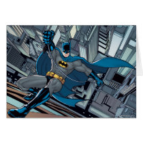 Batman Scenes - Scaling Wall Card
