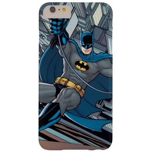 Batman Scenes - Scaling Wall Barely There iPhone 6 Plus Case