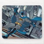 Batman Scenes - Scaling Wall Mouse Pad