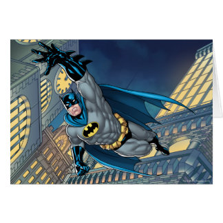 Batman Scenes - Soaring Card