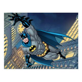 Batman Scenes - Soaring Postcard
