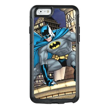 Batman Scenes - Tower OtterBox iPhone 6/6s Case