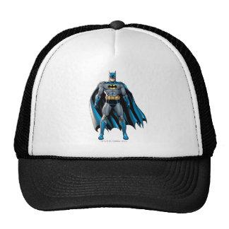 Batman se levanta gorra
