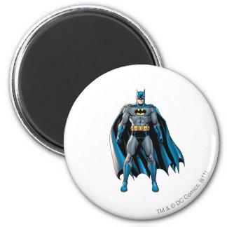 Batman se levanta imán redondo 5 cm