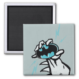 Batman Skate Logo 2 2 Inch Square Magnet