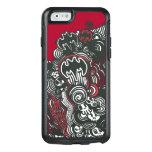 Batman Skulls/Ink Doodle OtterBox iPhone 6/6s Case