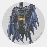 Batman soporta el cabo pegatina