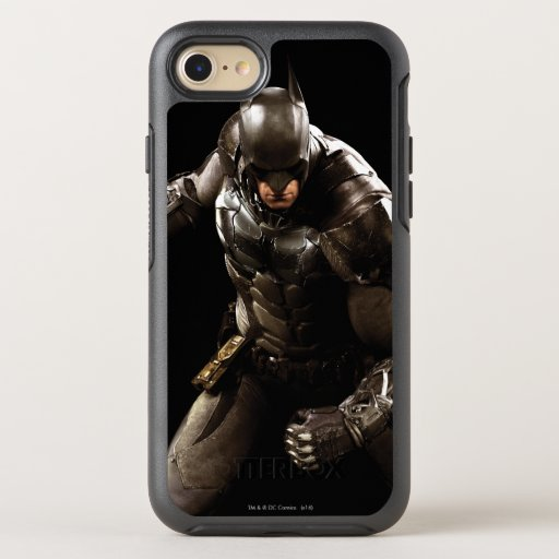 Batman Standing With Cape 2 OtterBox Symmetry iPhone SE/8/7 Case