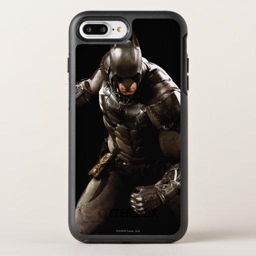 Batman Standing With Cape 2 OtterBox Symmetry iPhone 8 Plus/7 Plus Case