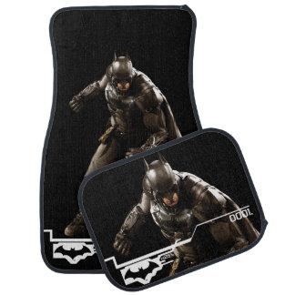 Batman Standing With Cape Car Floor Mat