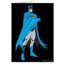 Batman Stands 2 2 Card