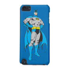 Batman Stands 2 Ipod Touch (5th Generation) Cover at Zazzle