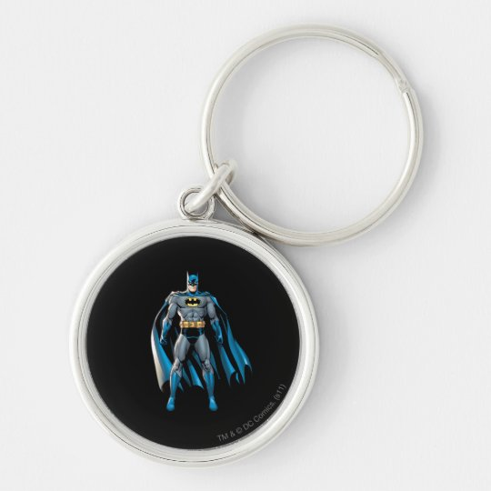 Batman Stands Up Keychain