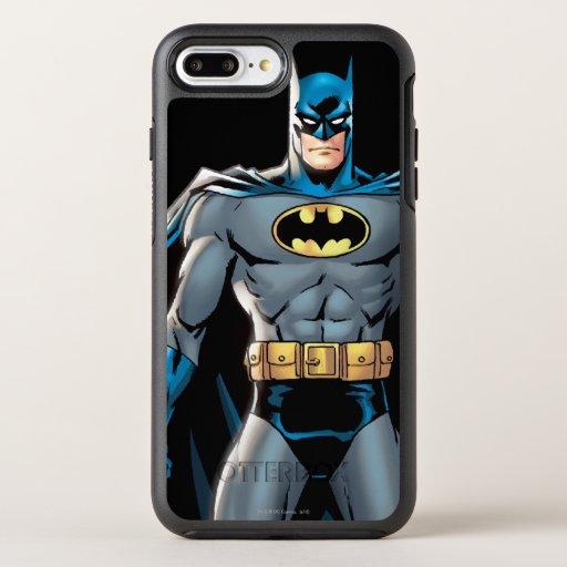Batman Stands Up OtterBox Symmetry iPhone 8 Plus/7 Plus Case