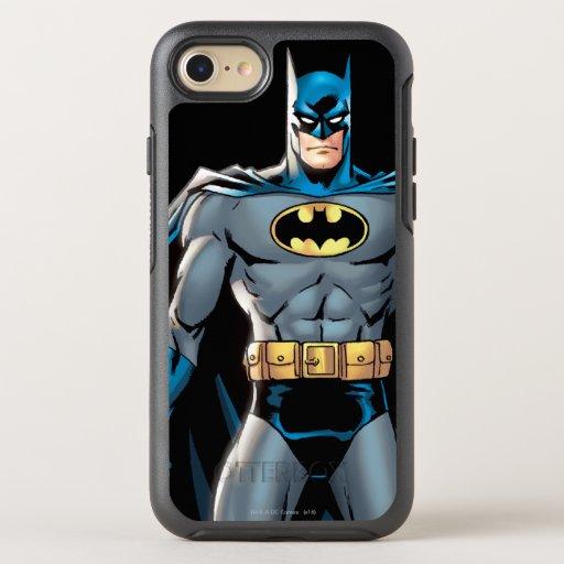 Batman Stands Up OtterBox Symmetry iPhone SE/8/7 Case