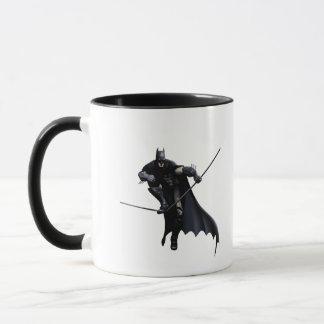 Batman Stepping On Line Mug