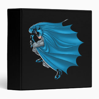 Batman Straight Forward 3 Ring Binders