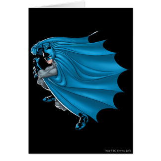 Batman Straight Forward Greeting Cards