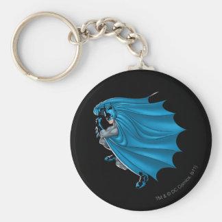 Batman Straight Forward Keychains