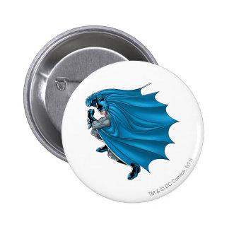 Batman Straight Forward Pin