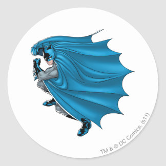Batman Straight Forward Stickers