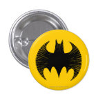 Batman Streak Logo Button