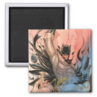 Batman - Streets of Gotham #13 Cover 2 Inch Square Magnet