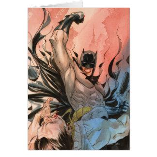 Batman - Streets of Gotham #13 Cover Card