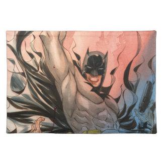 Batman - Streets of Gotham #13 Cover Cloth Placemat