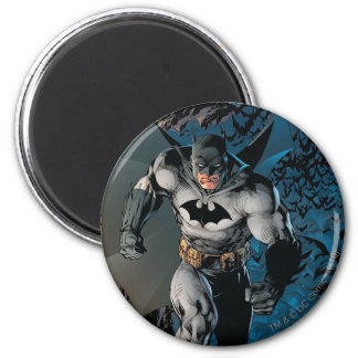 Batman Stride 2 Inch Round Magnet