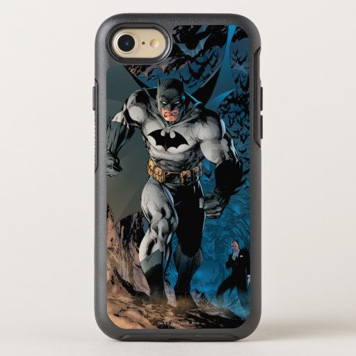 Batman Stride 2 OtterBox Symmetry iPhone 8/7 Case