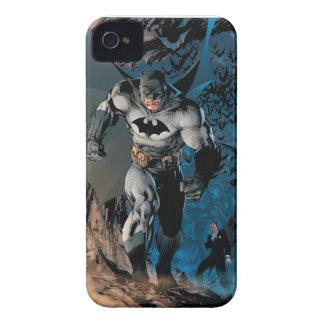 Batman Stride iPhone 4 Covers
