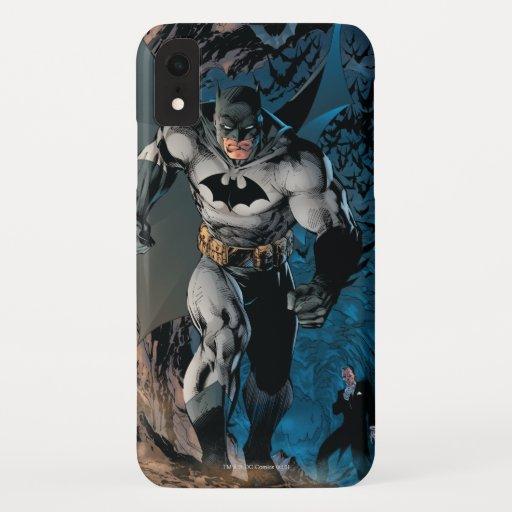 Batman Stride iPhone XR Case