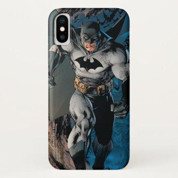 Batman Stride iPhone X Case