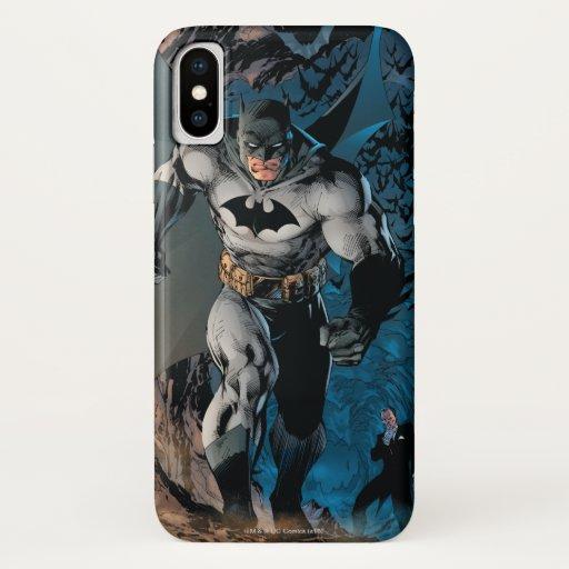 Batman Stride iPhone XS Case