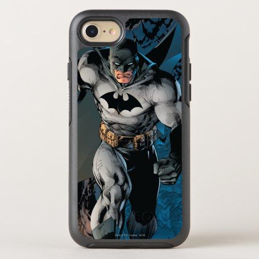Batman Stride OtterBox Symmetry iPhone SE/8/7 Case