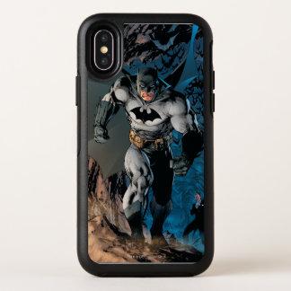 Batman Stride OtterBox Symmetry iPhone X Case