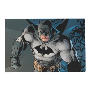 Batman Stride Placemat at Zazzle