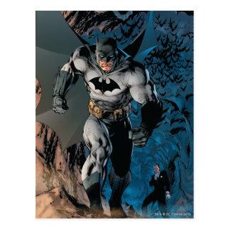 Batman Stride Postcard