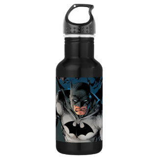Batman Stride Stainless Steel Water Bottle