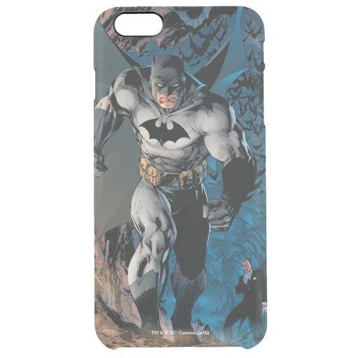 Batman Stride Clear iPhone 6 Plus Case