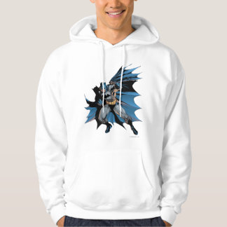 Batman Strong Shadow Hoodie