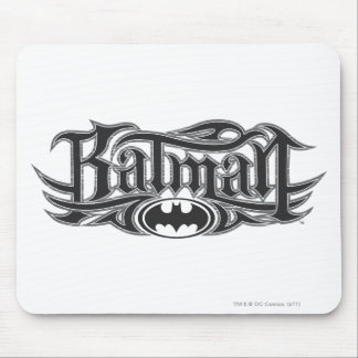 Batman | Stylized Logo Mouse Pad