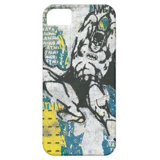 Batman - sube para arriba el collage 2 iPhone 5 carcasa