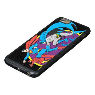 Batman + Superman + Flash OtterBox iPhone 6/6s Plus Case
