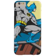 Batman Surveys City Barely There iPhone 6 Plus Case