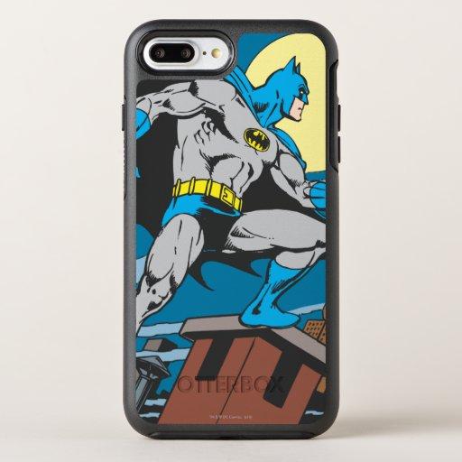 Batman Surveys City OtterBox Symmetry iPhone 8 Plus/7 Plus Case